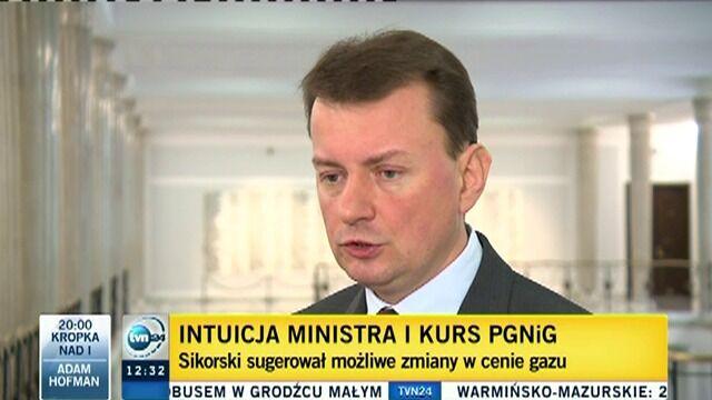 Politycy skomentowali zachowanie szefa MSZ
