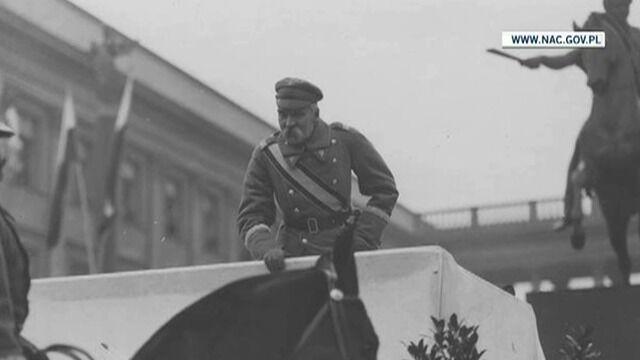 Prof. Paczkowski o odzyskaniu niepodległości