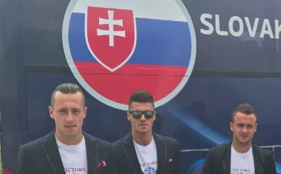"""Słowacy """"bez zgórz"""". Wpadka organizatorów Euro"""