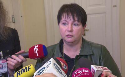 Zastępca prokuratora generalnego o sprawie Gawłowskiego