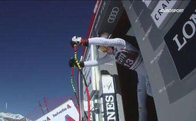 Goggia wygrała zjazd w Crans-Montana
