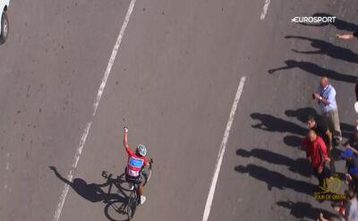 Łucenko wygrał 5. etap Tour of Oman