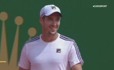 Lajović awansował do finału turnieju ATP w Monte Carlo