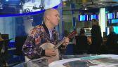 """Pałacyk Michla"" w studiu TVN24"