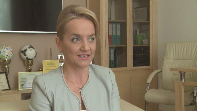 Dyrektor Krzyżanowska o indywidualnym podejściu do prac domowych