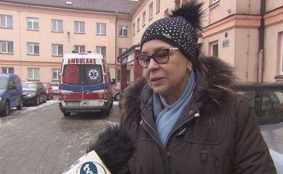 """Po wybuchu w Poznaniu trafili do hotelu. """"Są łzy, szlochy"""""""