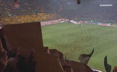 Skrót meczu St. Pauli - Eintracht Frankfurt w Pucharze Niemiec