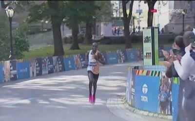 Geoffrey Kipsang zwycięzcą Maratonu Nowojorskiego