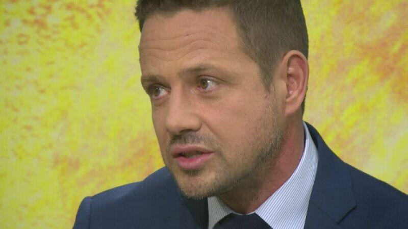 Trzaskowski: czytałem, że był jeden polityk, który proponował różnym partiom pomysł 500 plus