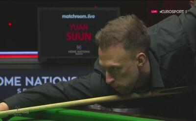 Fantastyczne wbicie Judda Trumpa w meczu z Yuan Sijunem
