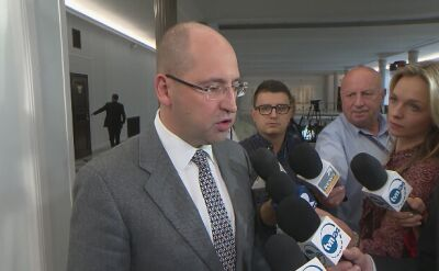 Bielan komentuje decyzję Komisji Europejskiej
