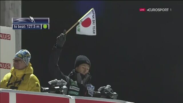 Kobayashi zdominował niedzielny konkurs w Kussamo
