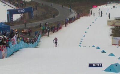 Kolejny triumf Johaug w Lillehammer