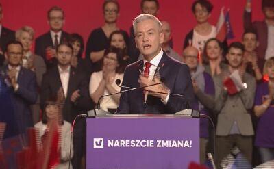 Program partii Biedronia: transport publiczny jako obowiązek samodządu finansowany przez państwo