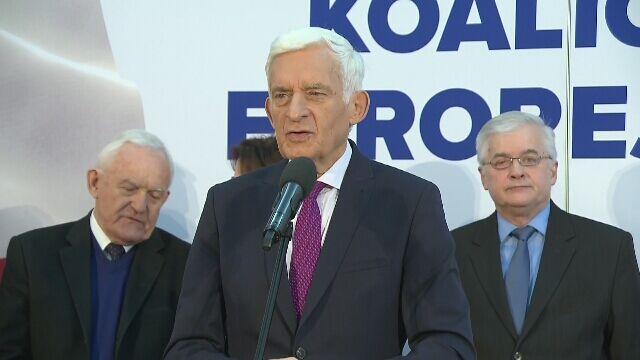 Buzek: apelujemy do wszystkich środowisk o aktywność, o sprawność działania na rzecz silnej Polski w Europie