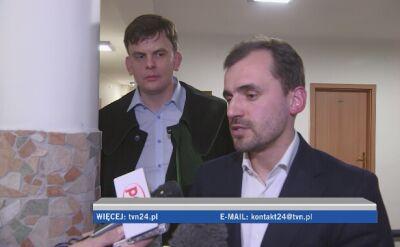 Dubieniecki wciąż zawieszony w czynnościach zawodowych
