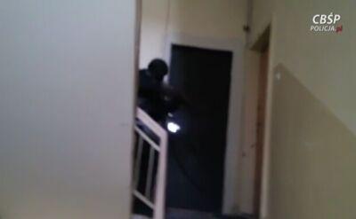 Akcja policji wymierzona w dopalacze