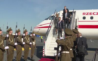 Andrzej Duda odwiedził Estonię 23 sierpnia