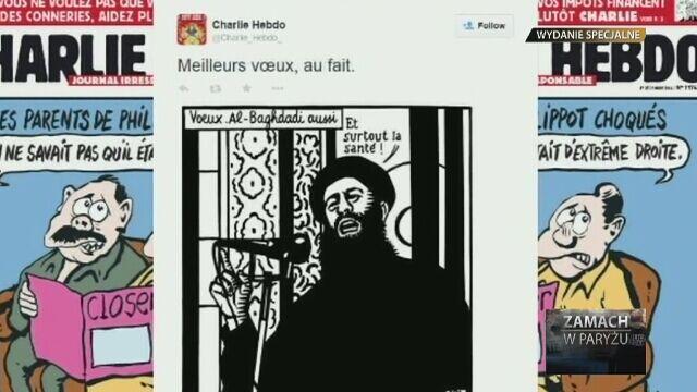 """Czym jest magazyn """"Charlie Hebdo""""?"""