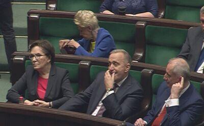 Gorąca debata nad wnioskiem o wotum nieufności dla rządu