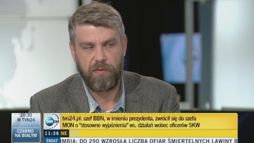 Prezydent chce wyjaśnień od Macierewicza. W sprawie ukaranych oficerów