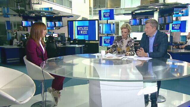 Cała rozmowa z JustynąSuchecką z TVN24.pl