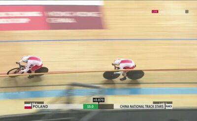 Polki minimalnie wolniejsze od Chinek, ale z rekordem kraju