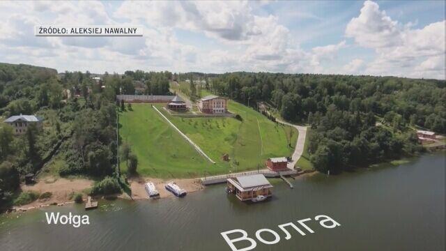 """""""Nieznana dacza Miedwiediewa"""". Nawalny opublikował wideo"""