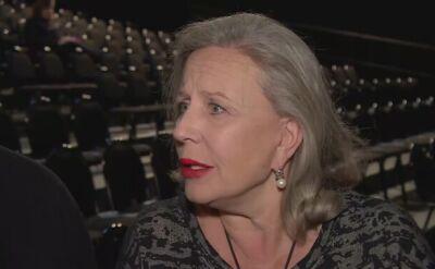 Krystyna Janda wspomina Wojciecha Pokorę