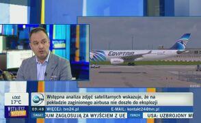 Rozmowa z kpt. Daiuszem Sobczyńskim, pilotem Boeinga, o katastrofie samolotu EgyptAir