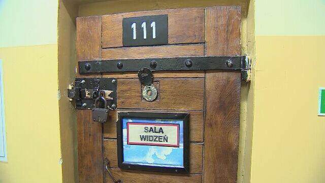 Radnego w areszcie odwiedził reporter TVN24 - Robert Jałocha