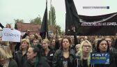 """""""Nie składamy parasolek"""". Protesty kobiet"""
