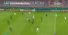 Skrót meczu 1/16 finału Pucharu Niemiec Bayer Leverkusen - Eintracht Frankfurt