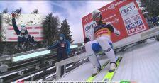 Jarl Magnus Riiber wygrał skoki do kombinacji w Val di Fiemme