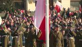 Hymn Polski na Placu Piłsudskiego