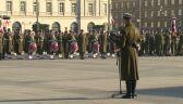 Apel pamięci na Placu Piłsudskiego