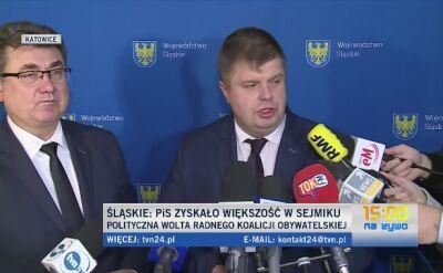 Wojciech Kałuża tłumaczy swoją decyzję
