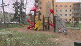 Nowy plac zabaw oblany smołą. Dzieci bawiły się za głośno?