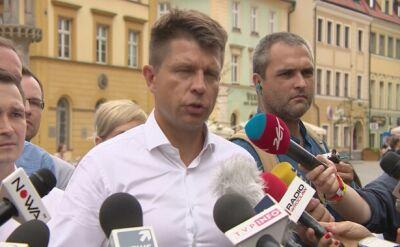 Petru: ważna jest mobilizacja opozycji i presja na prezydenta
