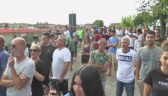 Tłumy oglądały pierwszy trening Balotellego
