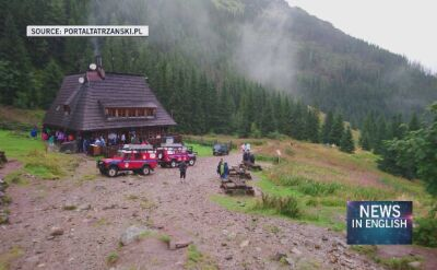 Poland. Four dead, dozens injured after heavy thunderstorm in Tatras