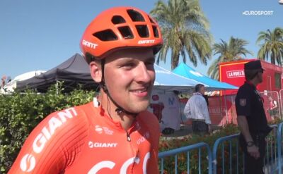 Sajnok po 2. etapie Vuelta a Espana