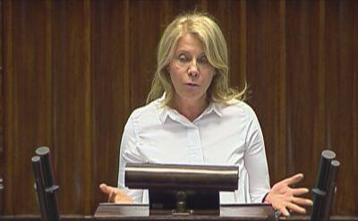 Dolniak: PiS chce podporządkować sobie sądownictwo