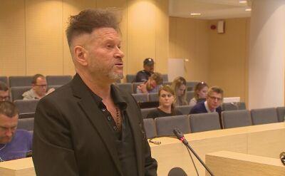 Krzysztof Rutkowski zeznawał przed sądem jako świadek