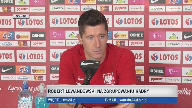 Lewandowski o swoim stanie zdrowia