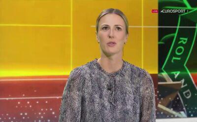 Joanna Sakowicz-Kostecka po wygranej Igi Świątek