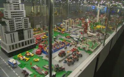 Wielka Wystawa Klocków Lego We Wrocławiu Oglądaj Wideo Tvn24