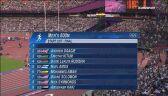 Fantastyczny rekord świata Rudishy z IO w Londynie