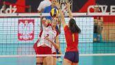 Polska - Hiszpania w mistrzostwach Europy siatkarek