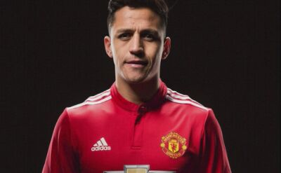Sanchez w Manchesterze United, Mychitarian w Arsenalu